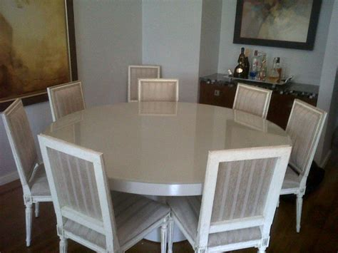 Sofa Micasa Mesa Jantar Em Laca Branca Redonda Da Loja Micasa De