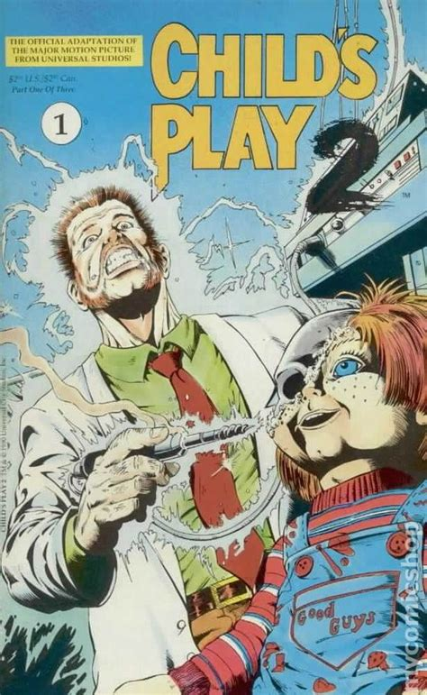 the cloud childs play 1846433436 childs play 2 1991 comic books