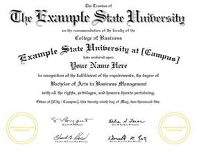 College Diploma Template by Buy A College Diploma