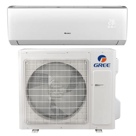 air conditioner capacity vs room size thebestminisplit gree livo 33600 btu ductless mini split air conditioner
