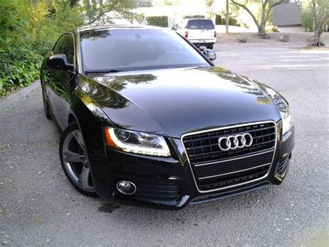 2009 audi a5 coupe purchase used 2009 audi a5 quattro s line coupe 2 door 3
