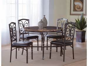 Tuscan Dining Room Set by Bernards Dining Room Tuscan Dining Set 793903 Furniture