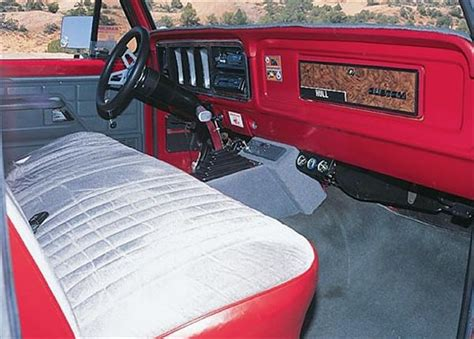 79 Ford Bronco Interior by 1979 Ford Bronco Custom Featured Vehicles Four Wheeler