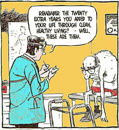 printable old age jokes cartoon medical humor