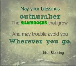 pin blessing patricks day quotes on