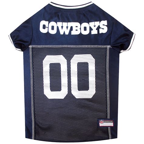puppy jerseys dallas cowboys jersey large healthypets