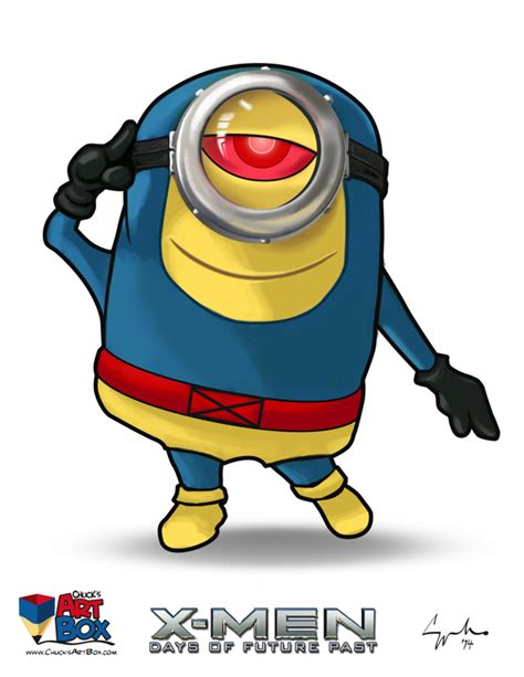 Minions World Graphic 2 cyclops minion a graphic world
