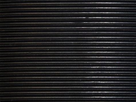 Matting Rubber Corrugated by Heavy Duty Corrugated Rubber Rib Runner Matting 1 4