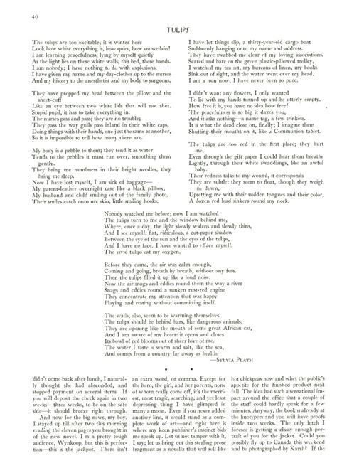 Sylvia Plath Tulips Essay by Best 25 Sylvia Plath Ideas On Sylvia Plath Books Sylvia Plath And Sylvia