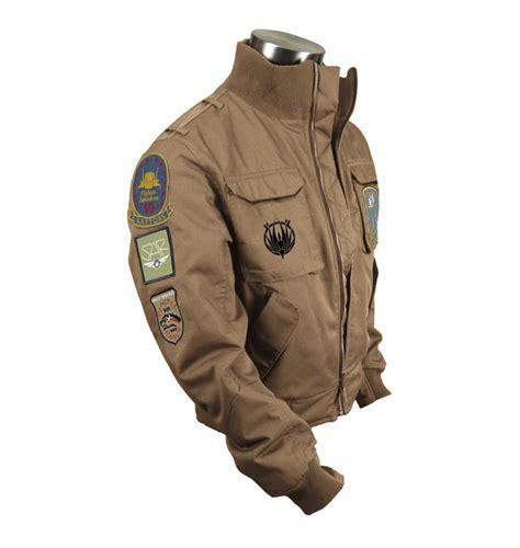Jaket Bomber Raptor Green Moose Original battlestar galactica raptor bomber jacket anovos