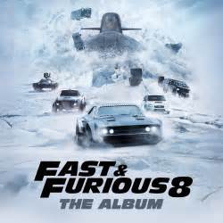 Fast And Furious Fast Furious 8 The Album Inqpop