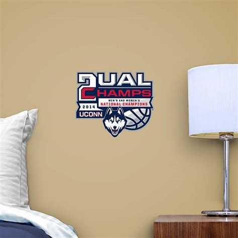 Uconn Co Op Mba Shop by Small Uconn Huskies Dual National Chions Logo Teammate