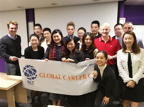 Club Careers Mba by Cross Culture Awareness Event 2016 By Cuhk Mba Global