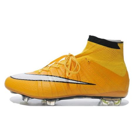 nike orange football shoes nike football cleats cheap 2014 mercurial superfly laser