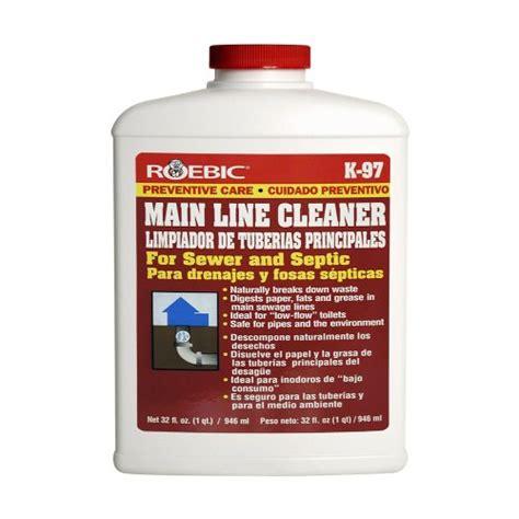 Drain Line Cleaner Drain Cleaner