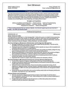 sle resume format computer product sales resume