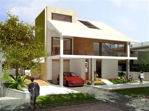 simple modern house designs simple modern house architecture with minimalist design 4 home ideas