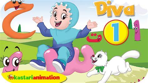 Kartun Series 3 kartun anak muslim kolek gambar