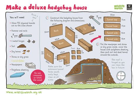 how do you build a house help wildlife this winter by barbara pilcher ulster wildlife
