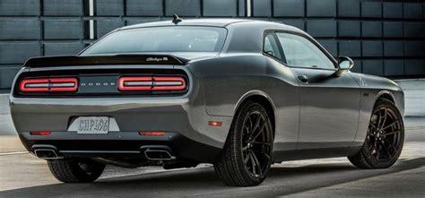 2017 Dodge Challenger Hp by 2018 Dodge Challenger Srt Price Hp Engine Specs Design