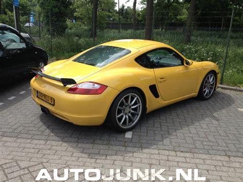 porsche cayman yellow porsche cayman yellow foto s 187 autojunk nl 97685