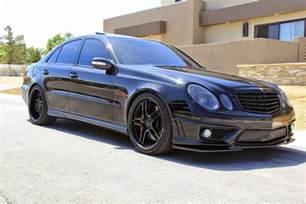 Mercedes W211 Mercedes W211 E55 Amg Renntech Shadowline Benztuning