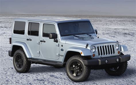 2012 Jeep Unlimited Jeep Wrangler Arctic 2012 Widescreen Car Photo 05