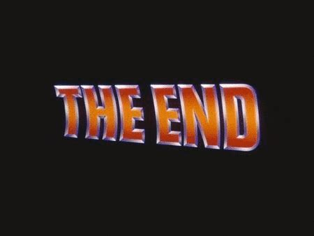 To Be Continued Tomorrow 02 gifs the end animes images la fin d un