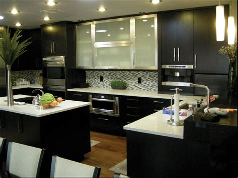 Espresso Kitchen by Best Colors Kitchens Reface Kitchen Cabinets