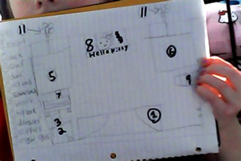 map of my bedroom map of my bedroom diy