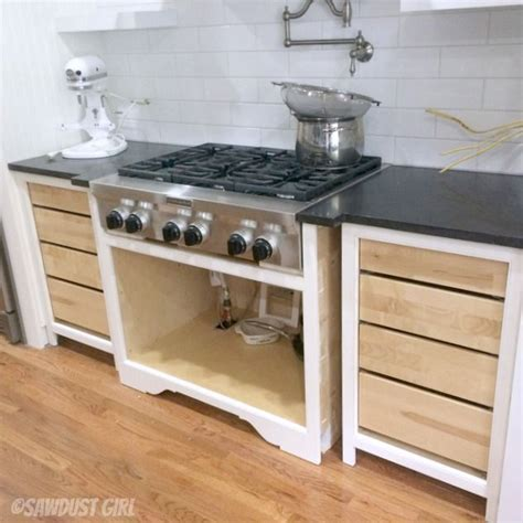 Putting Drawers In Kitchen Cabinets Tips For Installing Inset Drawers On Faceframe Cabinets Awesome Projects