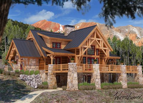 timber frame home plans woodhouse the timber frame company mistymountain woodhouse the timber frame company