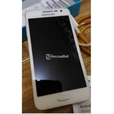 Handphone Samsung A3 Second handphone android samsung galaxy a3 white second harga