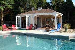 Small Pool Houses governor s series cottage pool house amp grand victorian the barn