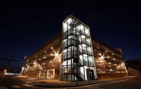 multi storey car park public scotlands  buildings