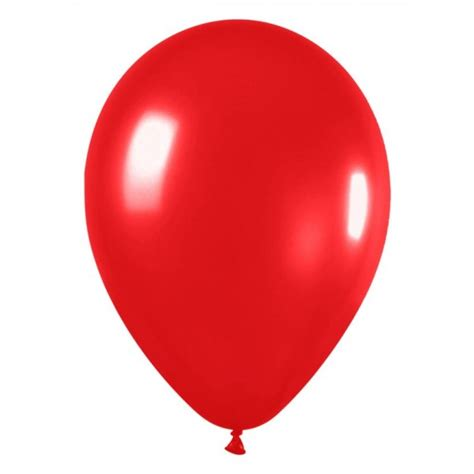 colocando imagenes latex globos de tama 241 o grande color rojo en bolsa de 100 un