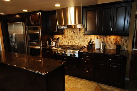 Peppercorn Kitchen by Peppercorn Wellington Project Traditional Kitchen