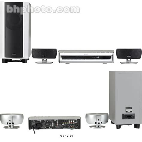 sony dav x1v home theater system davx1v b h photo