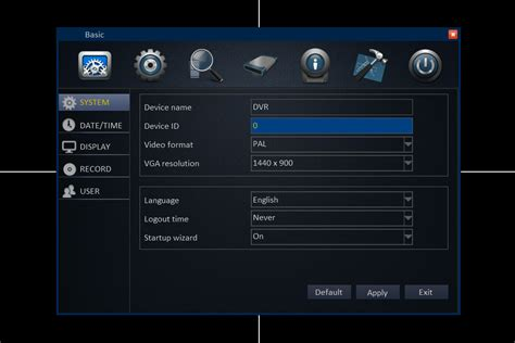 customizing ui layout in the visual editor maxsecure m2 series dvr advantages