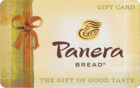My Panera Gift Card - share