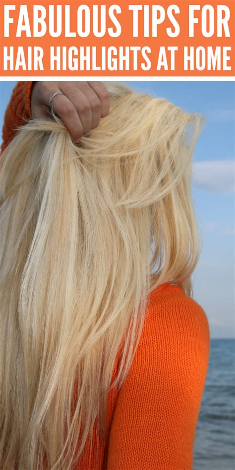 17 best images about fabulous hair and tips on fabulous tips for hair highlights at home