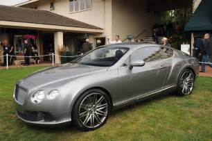 2013 Bentley Coupe 2013 Bentley Continental Gt Speed Coupe