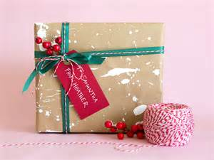 holiday gift wrapping 7 ways food network