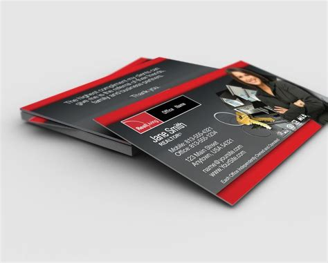 Living Business Card Template by 1000 Images About Real Living Business Card Templates On