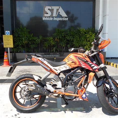Ktm Duke 125 Exhaust Zard Exhaust Systems Singapore Ktm Duke 125 Ktm Duke 200