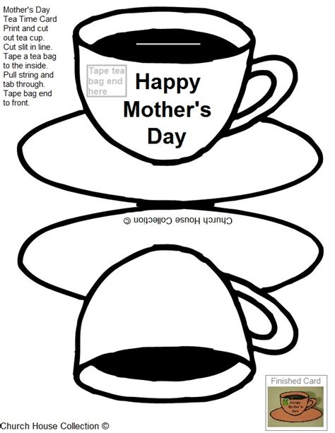 church house collection blog printable mother s day tea