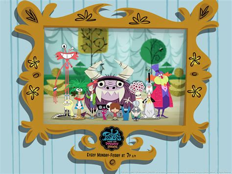 foster s home for imaginary friends images foster s home