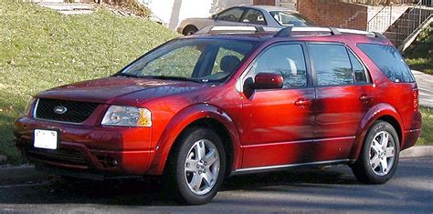 blue book value used cars 2006 ford freestyle free book repair manuals 2006 ford freestyle red 200 interior and exterior images