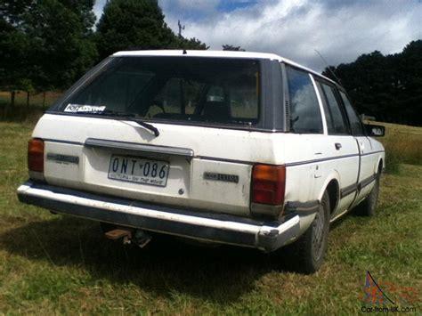 datsun bluebird wagon 1986 nissan datsun bluebird gxe ultra wagon