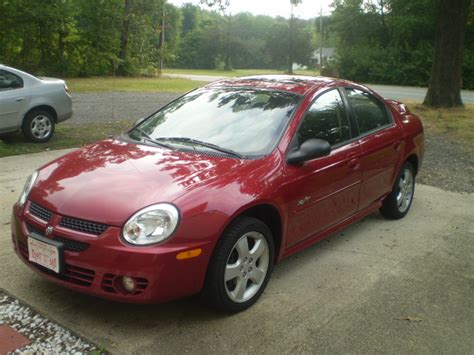 2004 neon dodge 2004 dodge neon information and photos momentcar